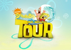 Spongebob tour