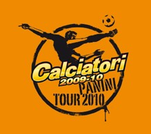 Calciatori Panini Tour 2010