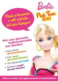 Barbie Pink Tour