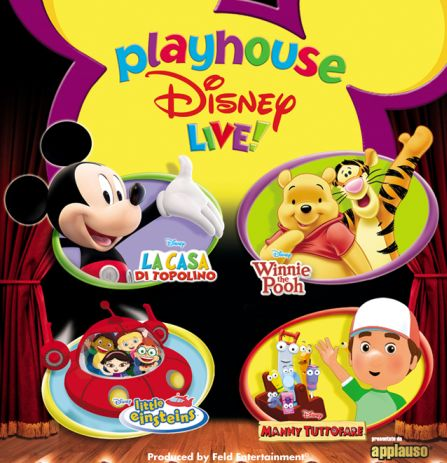 Playhouse Disney a Genova